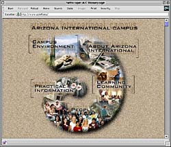 Arizona International Campus